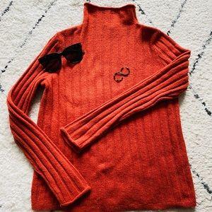Madewell Evercrest turtleneck sweater